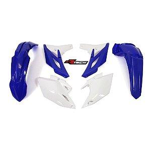 Kit Plastico 6 Peças Yamaha Wr F 450 12-15 - R-KITWRF-OEM-404