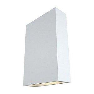 Luminária Arandela Slim Led Branca 4W