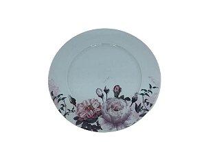 Prato Raso em Porcelana Versa Germer