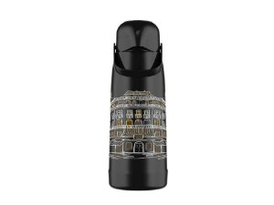 Garrafa Térmica Magic Pump Urbano Preto 1,8Lt Termolar