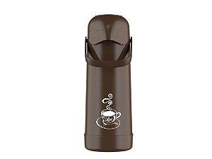Garrafa Térmica Pressão Magic Pump Café 1Lt Termolar
