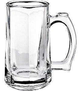 Caneca em vidro para cerveja Glass 340ml Dayhome