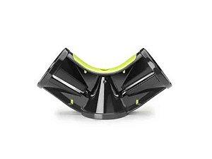 Cortador Espiral cinza Triplo UTP100