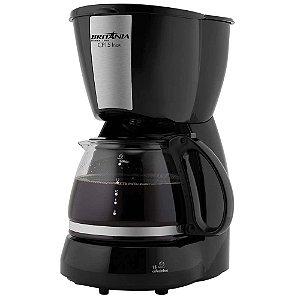 Cafeteira Elétrica Britânia CP15 - Preto