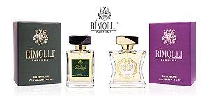 Kit dois Perfumes Rímolli 100 ml