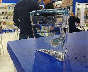 Aquario Acrilico Beteira 1 Litro