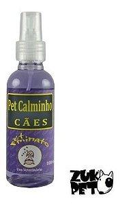 Spray Calmante Cachorro Petminato Calminho Cães  100ml