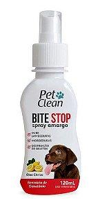 Bite Stop Inibe Lambedura De Feridas Cachorro