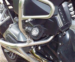 PROTETOR FAROL MILHA *TELA* BMW R1200 GS/GSA