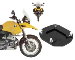 AMPLIADOR DA BASE DO DESCANSO LATERAL BMW R1100 / R1150 GS