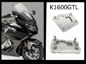 AMPLIADOR DA BASE DO DESCANSO LATERAL BMW K1600 GTL