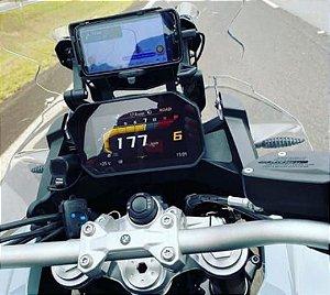 SUPORTE ALÇA NAVEGAÇÃO (CELULAR/ GPS) BMW 750 GS / BMW