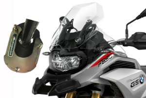 AMPLIADOR BASE DESCANSO LATERAL BMW F850GS / ADVENTURE
