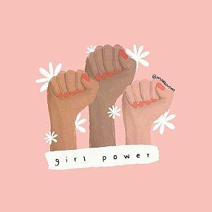 Print Girl power