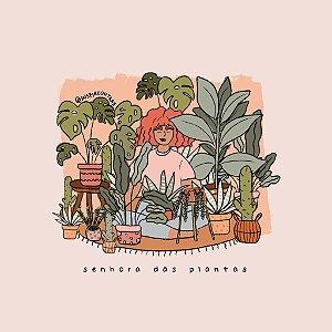 Print Senhora das plantas