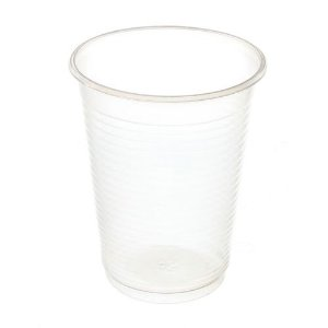 Copo Transparente 200ml Caixa C/ 25 Pacotes 100 Un FV 2012 - Copaza