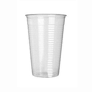Copo 250ML Transparente Caixa C/ 30 Pacotes de 100Un - Copaza