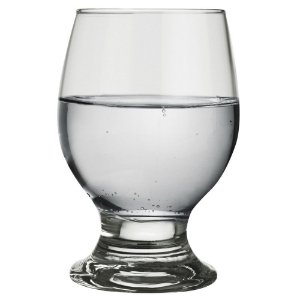 Taça para Água 250ML Paulista C/ 24Un - Nadir