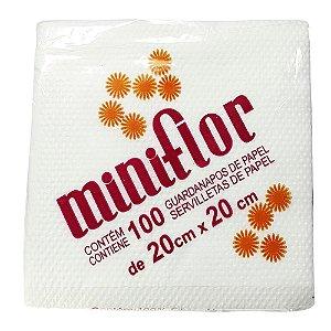 Guardanapo 18X20 Caixa c/ 1000Un - Mini Flor