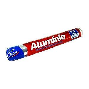 Papel Alumínio Rolo 30X7.5M - Lifeclean