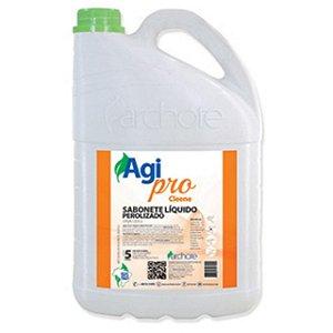 Sabonete Liquido Erva Doce Perolado 5L  - Agipro