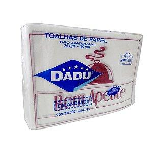 Toalha Mono Impressa C/ 500 Unidades - Dadu