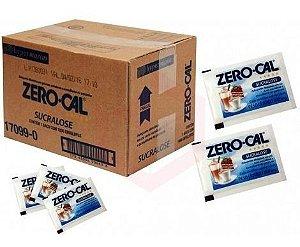 Adoçante Zero Cal Sucralose Sache  Caixa C/ 1000un