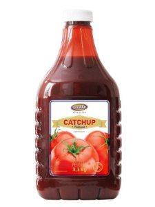Ketchup 3Kg Galão - Ruah