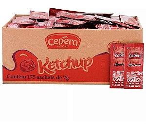 Ketchup Sachê 175X7G - Cepêra