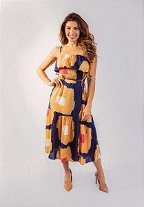 Vestido Midi Talita