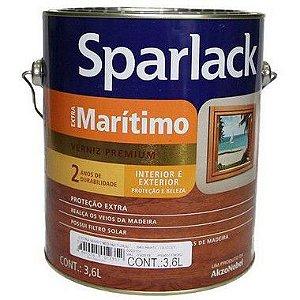 Sparlack Marítimo (b.água) 3,6 lts