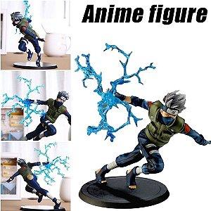 Kakashi Hatake Action Figure Anime Naruto