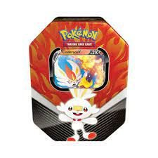 Lata Parceiros Galar, Cinderace V - Pokemon TCG