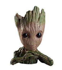Baby Groot - Vaso Plantas Porta Objetos