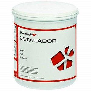 Silicone Condensação Zetalabor Muralha 2,6kg Zhermack