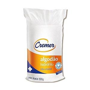 Algodao Hidrófilo Rolo - Cremer