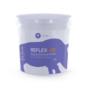 Silicone para Laboratório Reflex Lab Denso 10kg Yller