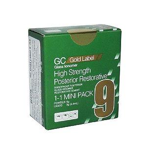 Ionômero de Vidro Restaurador GC Gold Label 9 R - GC
