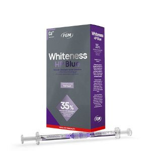 Clareador Whiteness HP Blue 35% - FGM
