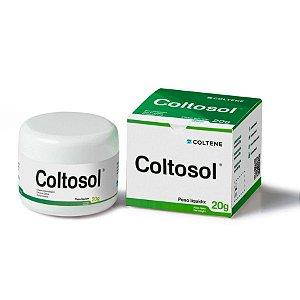 Cimento Obturador Provisório Coltosol 20G Coltene