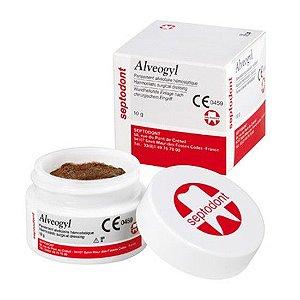 Curativo Alveolar Alveogyl Septodont
