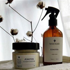 Kit | Alecrim - Vela e Spray