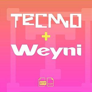 Kit Tecmo + Weyni