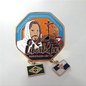 ARGANÉL/PREND DE LENÇO, O LIBERTADOR