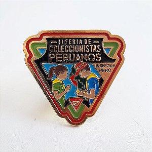 ARGANÉL/PREND DE LENÇO, COLECIONISTA PERUANO