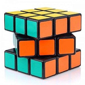 Cubo Mágico Colorido Brinquedo Jogo Tradicional WELLKIDS