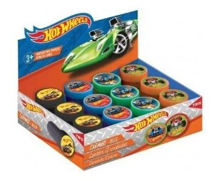 Carimbo Auto Entintado Hot Wheels Tris