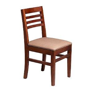 Cadeira Turmalina Estrutura em Madeira Maciça