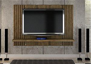 Painel TV até 47 Polegadas Bolonha Ipê - Valdemóveis