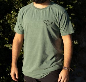 Camiseta Horizonte - Verde